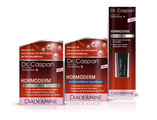 línea de productos Diadermine Lift + Hormoderm