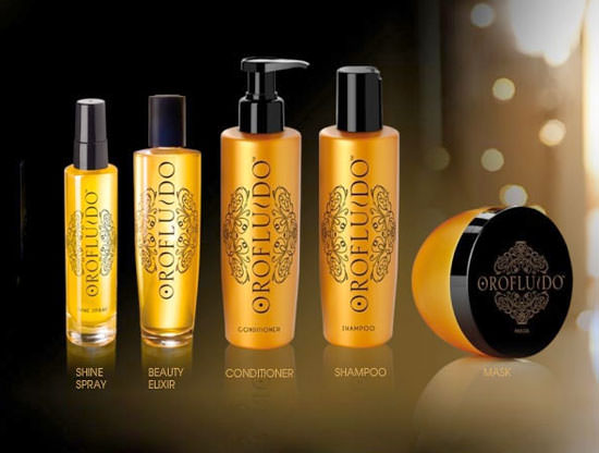 productos Oro Fluido para tu cabello