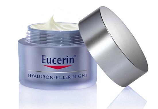 crema de noche Hyaluron-Filler de Eucerin