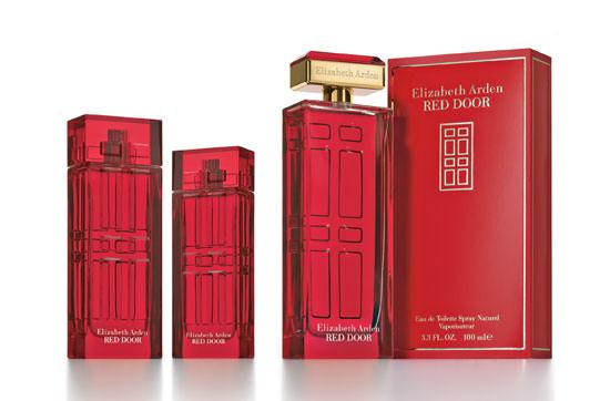 perfumes Red Door de Elizabeth Arden