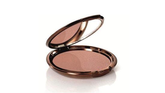 polvos para el rostro Blush & Bronze de Isadora