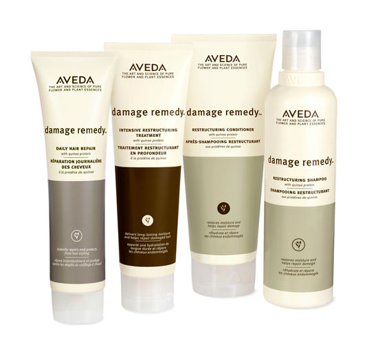 productos Damage Remedy de Aveda