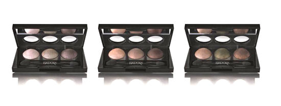paletas de sombras Eye Shadow Trio