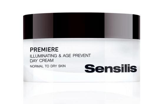 Crema de día Iluminadora primeras arrugas Premiere de Sensilis