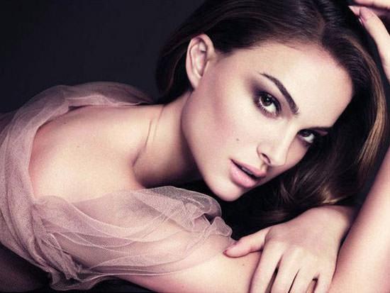 Natalie Portman para Dior
