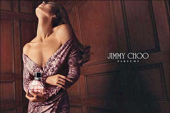 Tamara Mellón para Jimmy Choo parfums