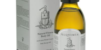 aceite Natural Fitness Body Oil de Alqvimia