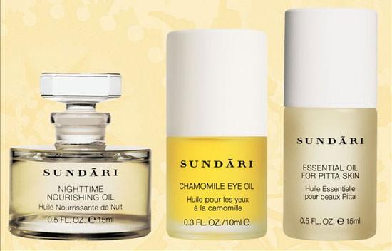 aceites esenciales de Sundari