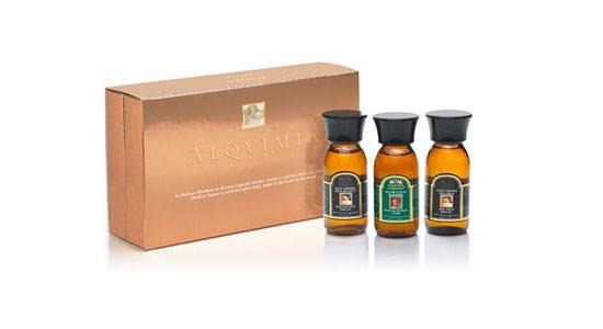 cofres de aceites esenciales de alqvimia