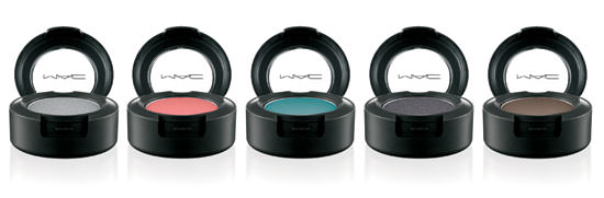 sombras de ojos Iris Apfel de MAC Cosmetics