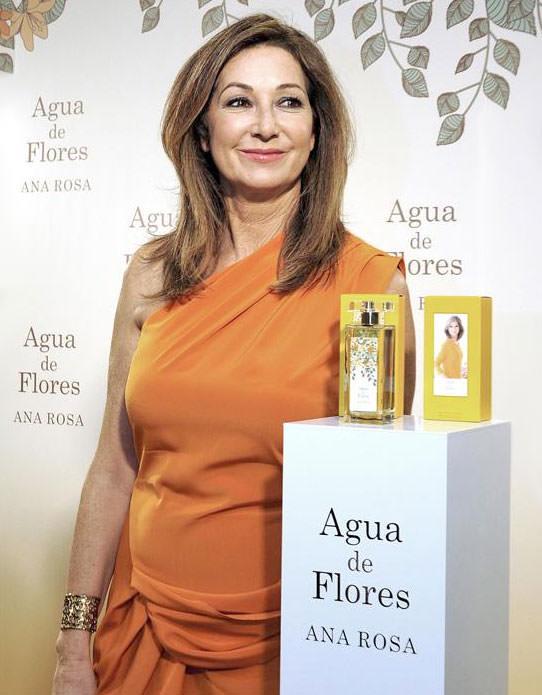 Ana Rosa Quintana y Agua de Flores