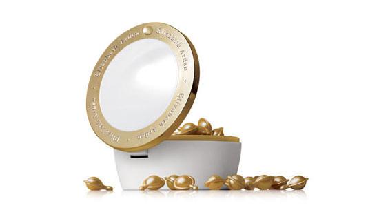 capsulas Ceramide Gold Ultra Restorative Capsules