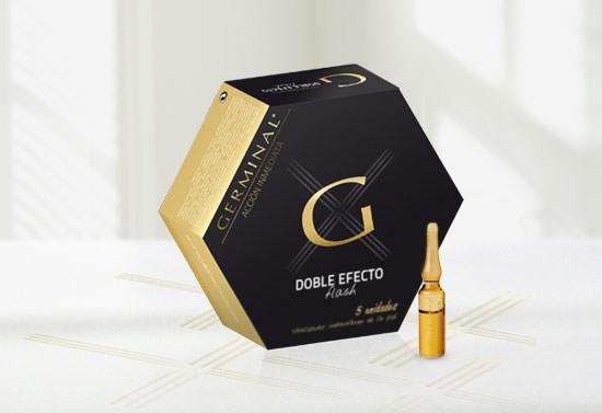 ampollas Doble Efecto Flash de Germinal
