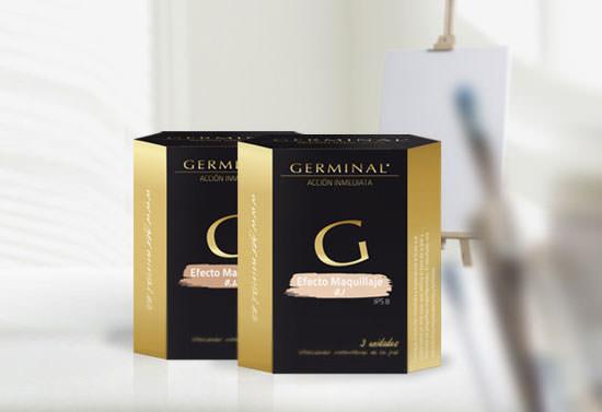 ampollas Efecto Maquillaje 0.1 de Germinal