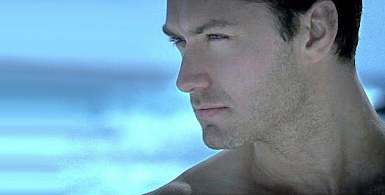 Jude Law para Dior Homme Sport