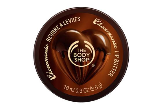 Manteca labial Chocomanía de The Body Shop