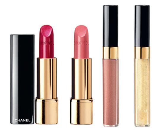 labiales y gloss de Lèvres Scintillantes de Chanel