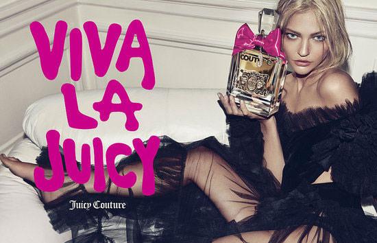 Polvos perfumados y perfume Viva La Juicy