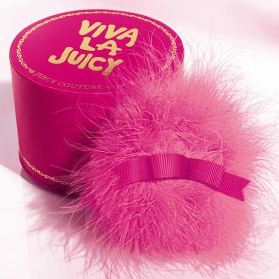 polvera Polvos perfumados Viva La Juicy