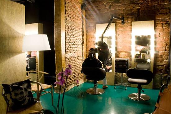 peluquería La cabeza bien amueblada
