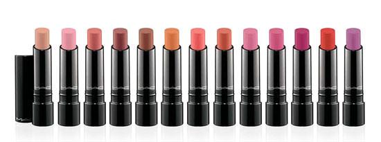 labiales Sheen Supreme Lipstick