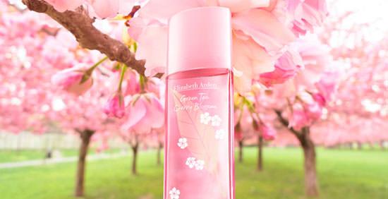 Green Tea Cherry Blossom de Elizabeth Arden
