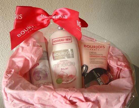Productos Corporales Bourjois