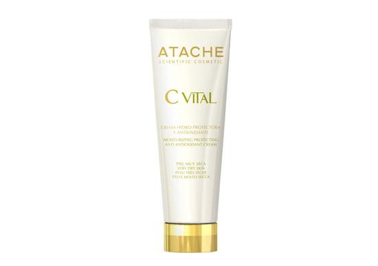Crema Hidro-Protectora Antioxidante de Atache