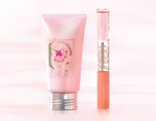 Crema de manos y Duo Eau de Toillete y Gloss