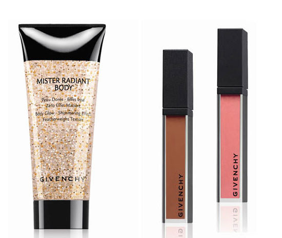 Mister Radiant Body y Baume Gloss