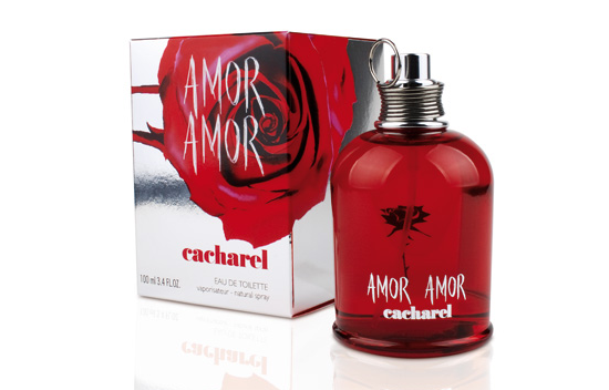 edt Amor Amor de Cacharel