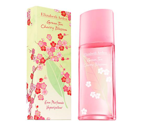 fragancia Green Tea Cherry Blossom de Elizabeth Arden