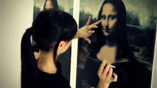 Perfect Refining Foundation de Shiseido y la Gioconda
