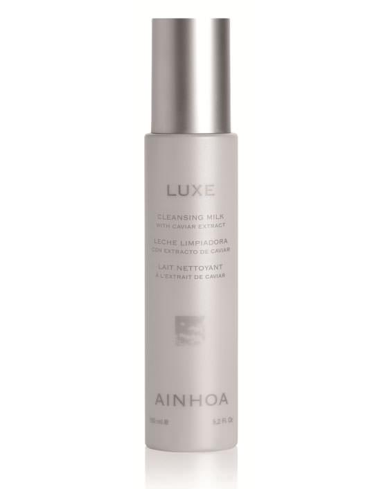 Leche limpiadora Luxe de Ainhoa Cosmetics