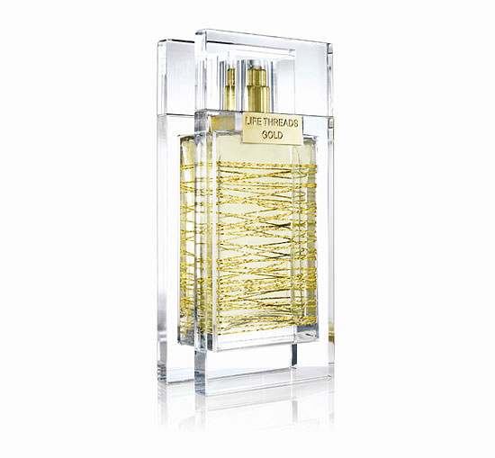 perfume Life Threads Gold de La Prairie