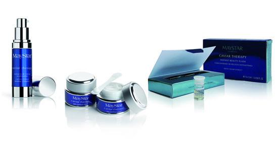 productos Caviar Therapy de Maystar