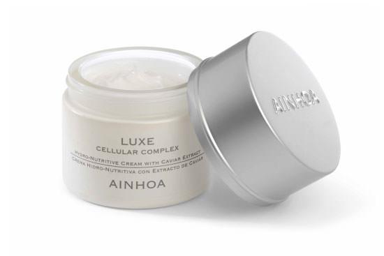 Crema hidro-nutritiva Luxe de Ainhoa Cosmetics