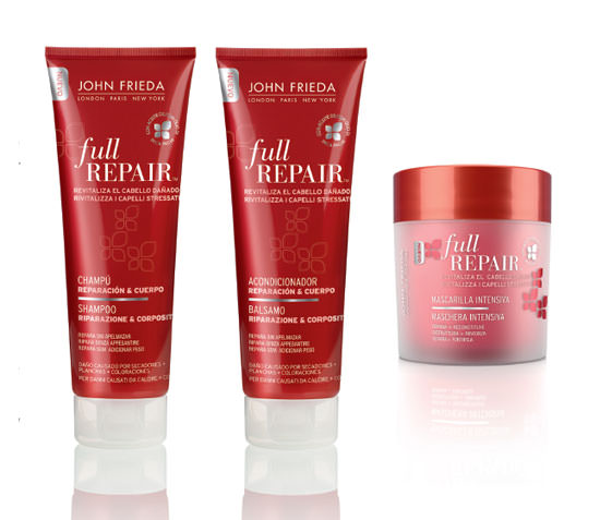 productos Full Repair de John Frieda