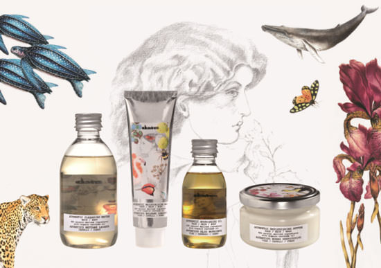 productos Authentic de Davines