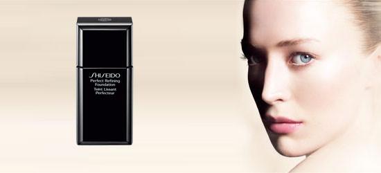 Perfect Refining Foundation de Shiseido