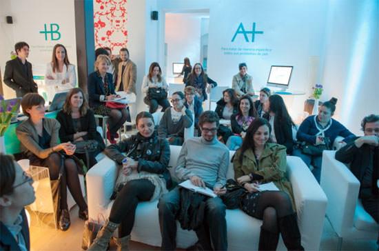 presentación en Madrid de Etat Pur