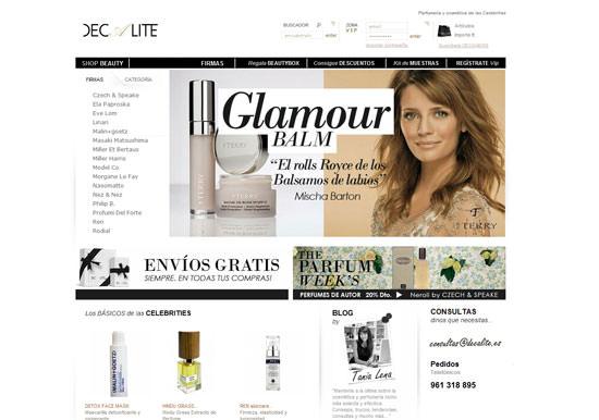 Decalite, tus marcas nicho favoritas a un click