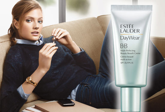 modelo DayWear BB Cream de Estée Lauder