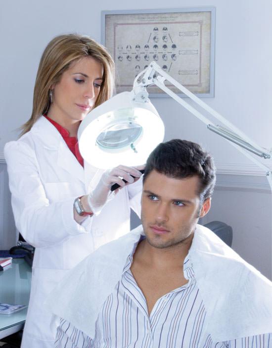 tratamiento capilar en Corporación Capilar