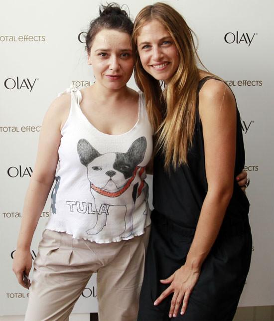 Con Martina Klein nueva imagen de Olay