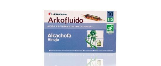Arkofluido de alcachofa e hinojo