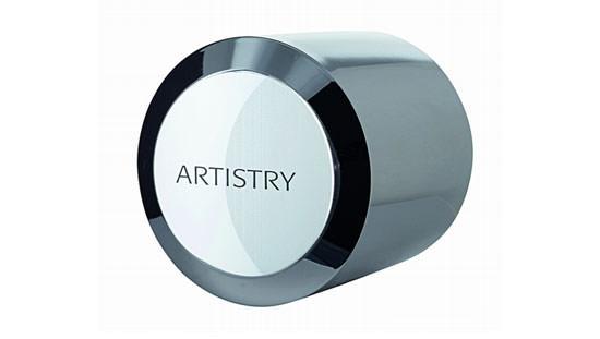detalle de la firma Artistry