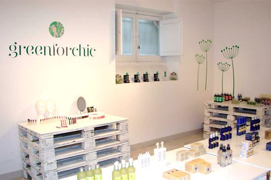 Greenforchic, espacio de cosmética natural
