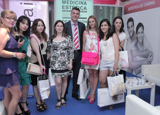 Hedonai en la Beauty Party