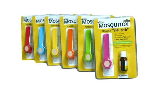pulsera antimosquitos Mosquitox